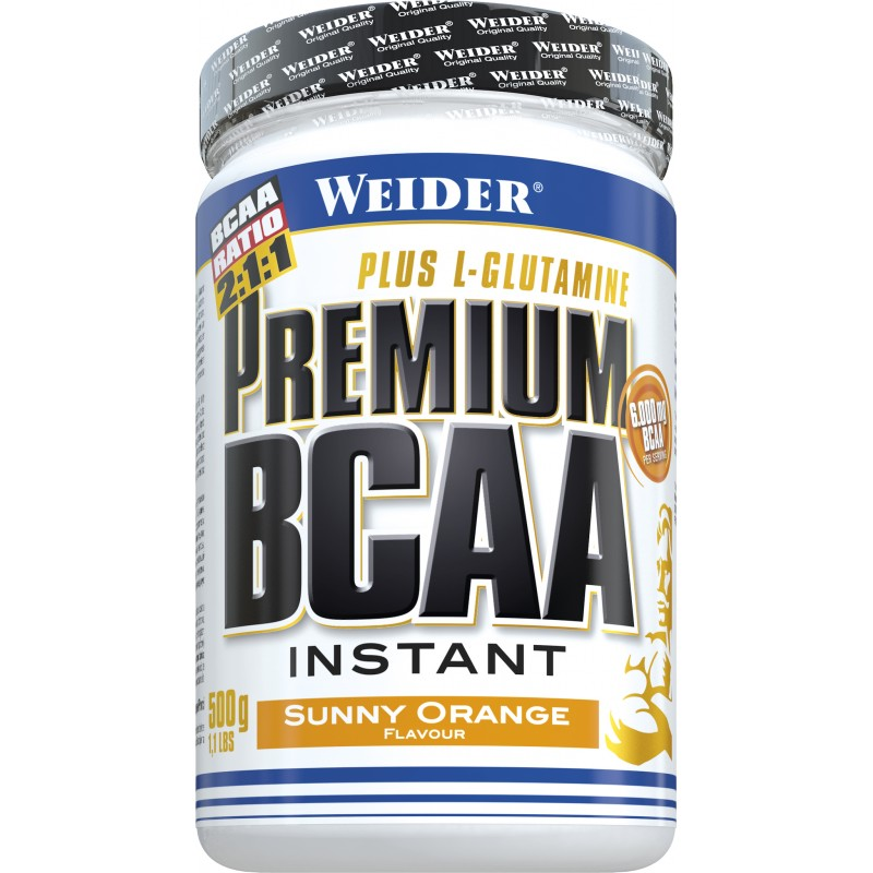 BCAA POWDER (pomar) 500g