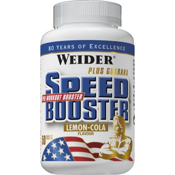 SPEED BOOSTER,  50 tablet