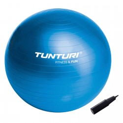 Ball, GYMBALL 55 cm - Blue