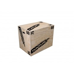 PLYO BOX WOOD (50/60/75 CM)