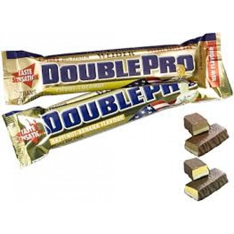 DOUBLE PRO BAR (les.-banana) 100g