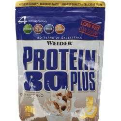 PROTEIN 80+ (capuccino) 500g
