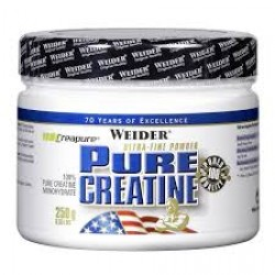 PURE CREATINE, POWDER, 250g