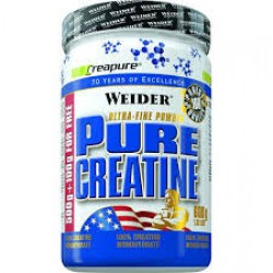 PURE CREATINE, POWDER 600g