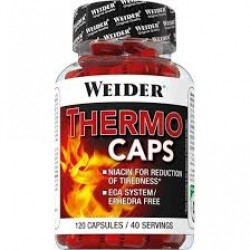 THERMO CAPS, 120 kapsul