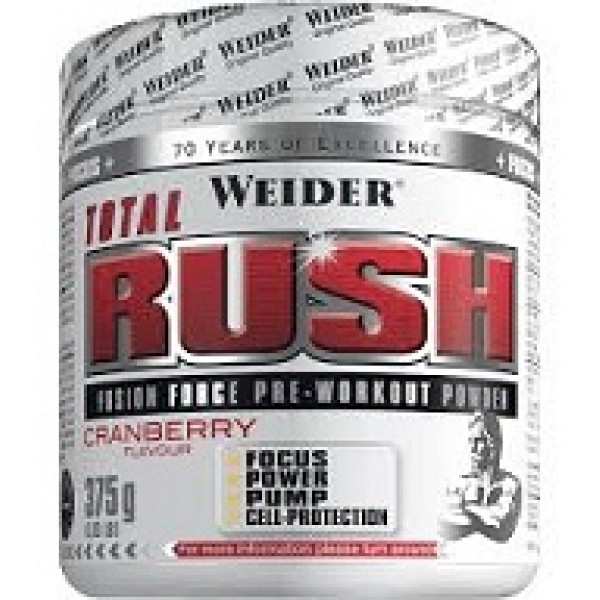 TOTAL RUSH (brusnica) 375g - white