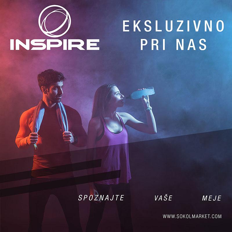 Inspire fitness Sokol