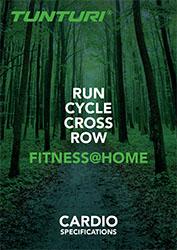Tunturi Fitnes Home Cardio katalog