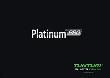 Tunturi - Platinum Pro katalog